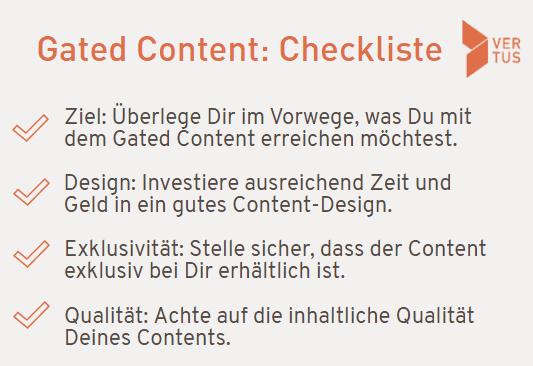 gated-content-checkliste